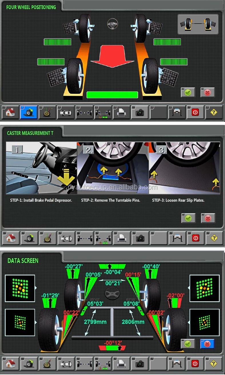alignment machine used
