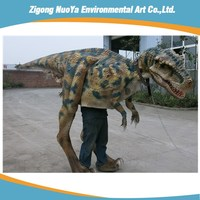 Hot sale life size dinosaur costume