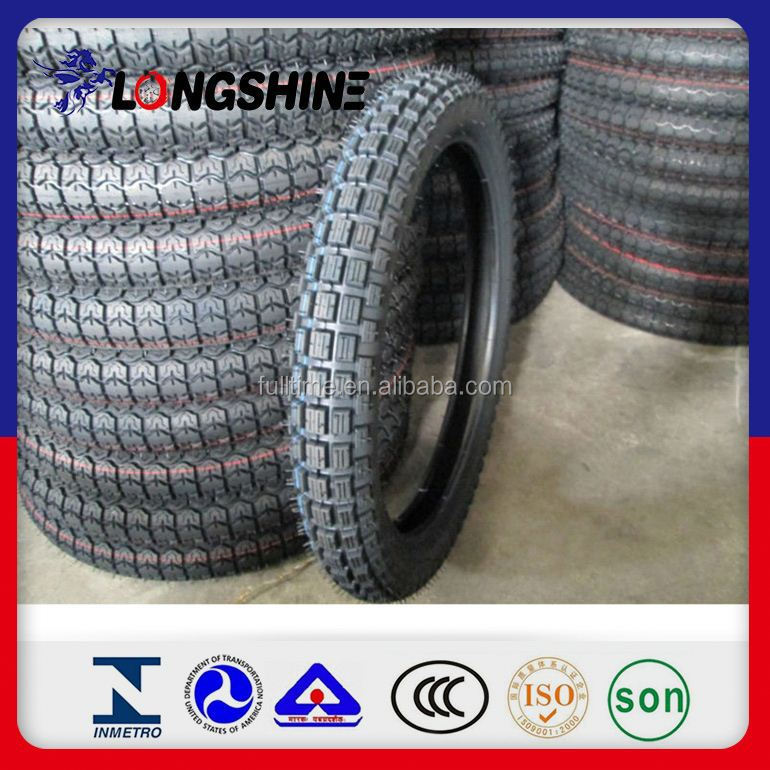 Motorcycle Tire 2.75-21 2.75-19 Selling Well