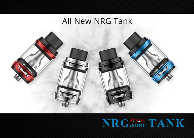 Elektronik Sigara Express Replaceable 18650 Batteries E Cig Kit Vaporesso Revenger Kit With NRG RTA Tank
