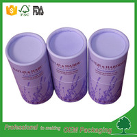 high end quality round box cylinder cardboard box paper tubes for sale gift packaging tube shenzhen port free design supplier