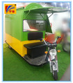 hot sale mobile food cart motor tricycle