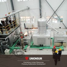 Distillation System, Batch Vacuum Distillation