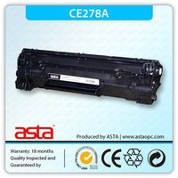 ASTA CE278A 78a made in China manufacturer for hP laser jet toner cartridge supplier original quantity 278a toner cartridge