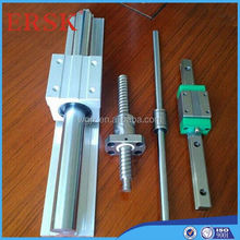 Quality Guaranteed short-time supplier aluminum linear rod for CNC Machines
