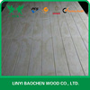High quality Structural Pine T & G plywood, slotted plywood