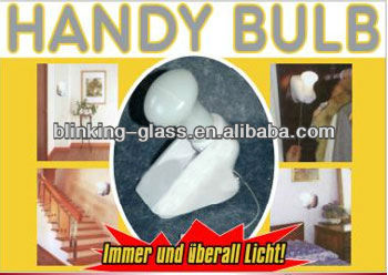 Handy Bulb Stick-up Light