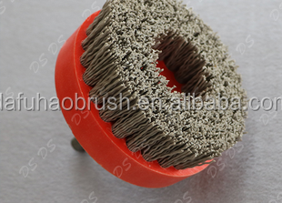 auto electric machine drill brush for cleaning