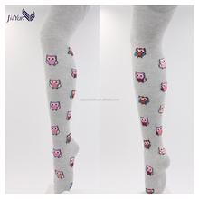 lovely carton colorful cotton kid child tights