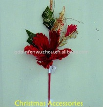 Easy Personalized Christmas Flowers Ornaments,open christmas flowers