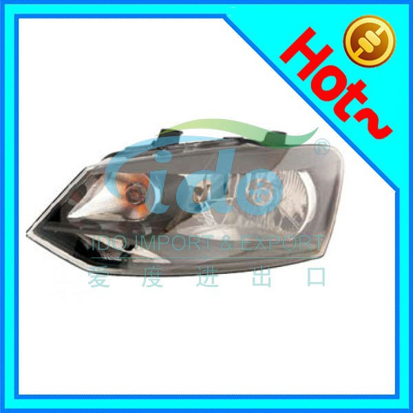 Car head light in auto lighting system for VW Polo 2009- 6R1941016C