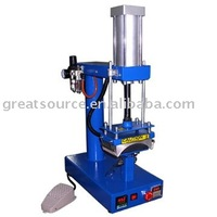 Pneumatic Cap Heat Press Machine with CE