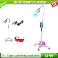Very popular stand cold light teeth whitening machine for sale