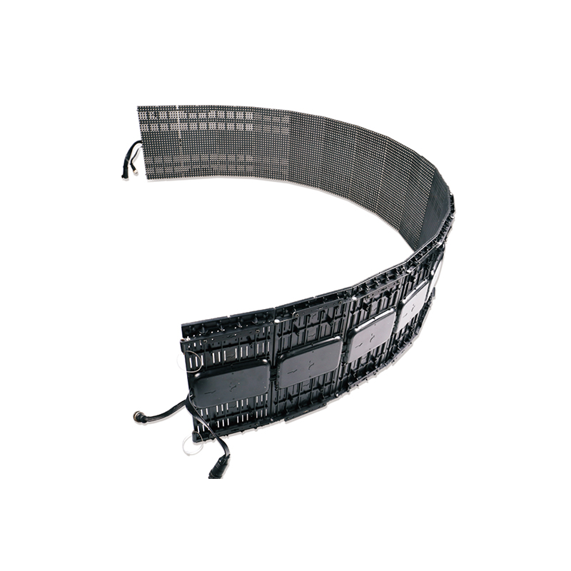 P9.375,P12,P18.75 Indoor & Outdoor flexible video led curtain
