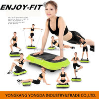 2014 NEW PRODUCT BODY SLIMMER CRAZY FIT MASSAGE AS SEEN ON TV MASSAGE PLATE