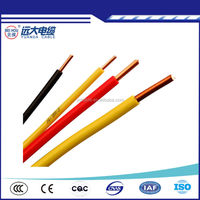 Wholesale Building wire electric wire and cable 16mm BVR BV RVV RV