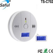 2016 newest wireless Home use auto carbon monoxide detector/co alarm with CE approval
