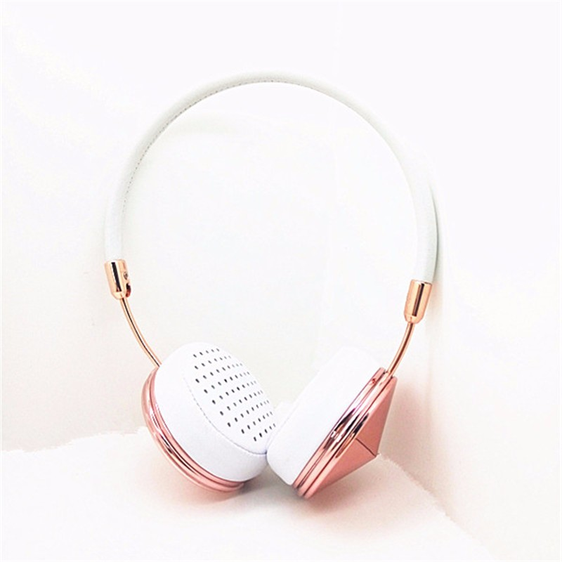 Stereo wired headphones with nice quality music headsets