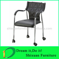 Leather Office Chair with Wheels office chair part