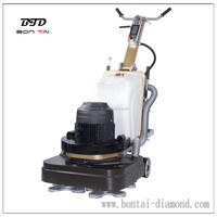 hand held floor grinding and polishing machine for concrete,granite and marble
