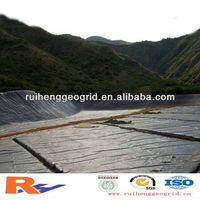 Best price 1.0mm Smooth HDPE Geomembrane for water proof liner