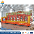 Part 2 inflatable obstacle game interactive inflatable obstacle course combo combination obstacle