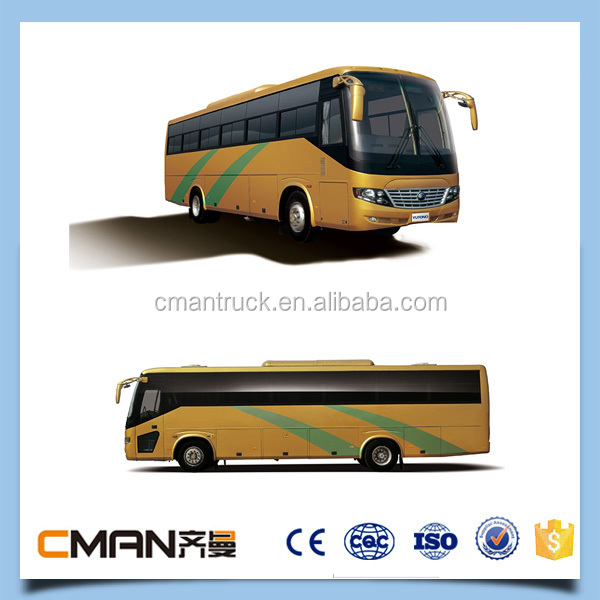 New Brand 60-63 Seats Luxury Front Engine Bus Factory Directly Sale
