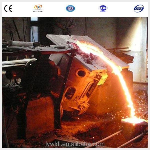 gold melting induction furnace factory price