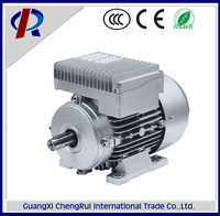 New design and low cost adjustable speed electric motor for woodworking machinery