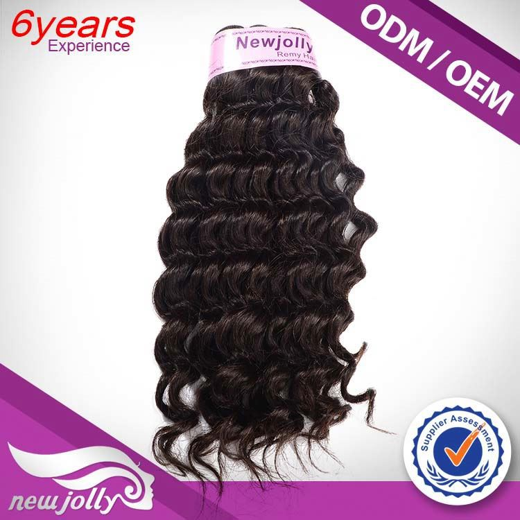 Cuticle Dyeable Mongolian Virgin Loose Curly Hair