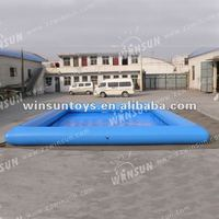 popular Durable PVC inflatable balloon swimming pool