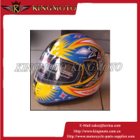 open face glass fiber reinforced plastic racing moto helmet used for motorcycle sale