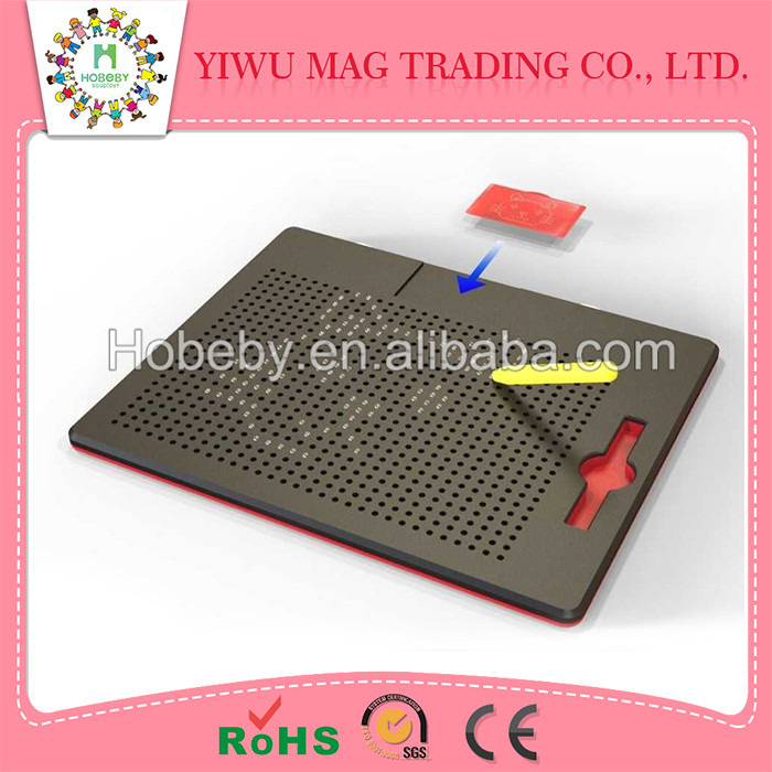 Low price wholesale kids drawing board magnetic pen and kids drawing board magnetic pen