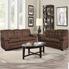 Fabric Modern Living Room Motion Sectional