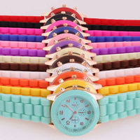 koda cheap vogue silicone rubber promotional Watch Wholesale Price