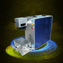 2015 Best Design International version Optical Fiber Laser Marking Machine