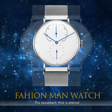 Simple Style OEM Logo Steel or Leather Band Japan Movt Quartz Men Watches with Stainless Steel Back For Promotion