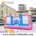 hot inflatable jumping castle, playing castle inflatable bouncer, inflatable combo for