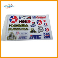hot selling 3m tank pad sticker for motorcyle