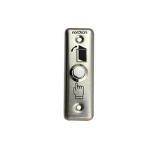 Pedestrian Security Gate Push Reset Switch Key Door Exit Button