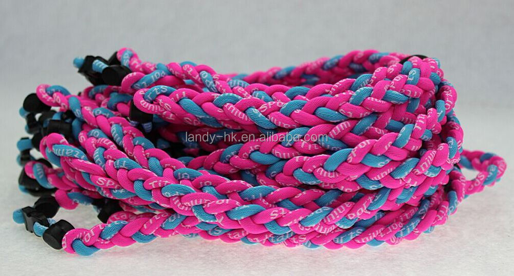 handmade different types of rainbow survival paracord