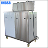 Silk screen ultrasonic cleaning machine