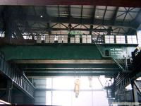 Four Beam Casting crane(125/32t) with high quality cast crane