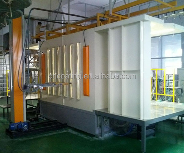 Automatic Powder Coating Line for Steel Furniture