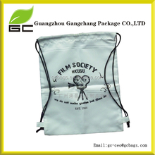 Eco-Friendly Customized Mini sports Backpack Drawstring Bag