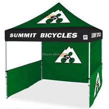 canopy with walls Aluminium Foldable Gazebo/Tent/Canopy with Waterproof/UV/FR