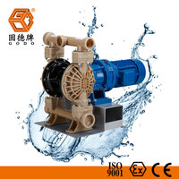 electric drive double diaphragm pump 3 phase