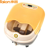 220/110 760w electric heated water foot personal massager tc-3027