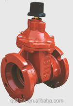 AWWA C509 250PSI Mechanical Joint Ends Resilient Wedge Gate Valve