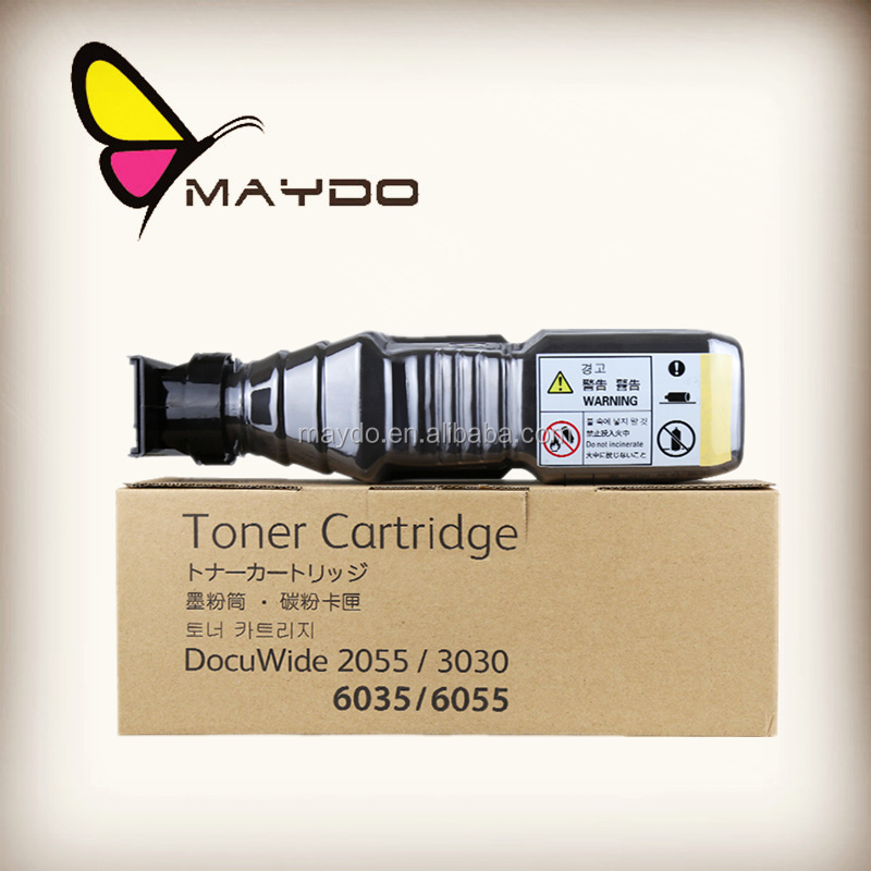 office supplies copier toner for xerox DocuWide 2055/3030/6035/6055